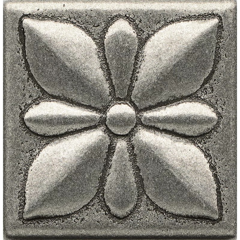 ambiance 2 x 2 resin insert jasmine decorative accent tile