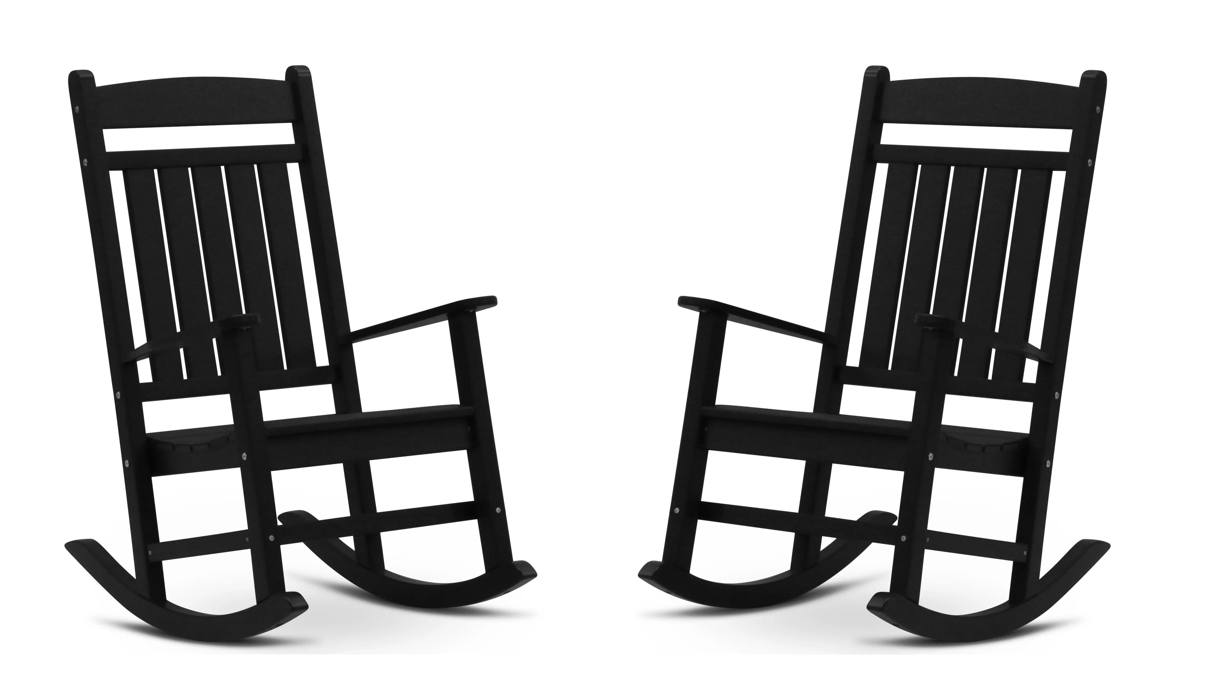 August Grove Reding Classic Rocking Chair Reviews Wayfair