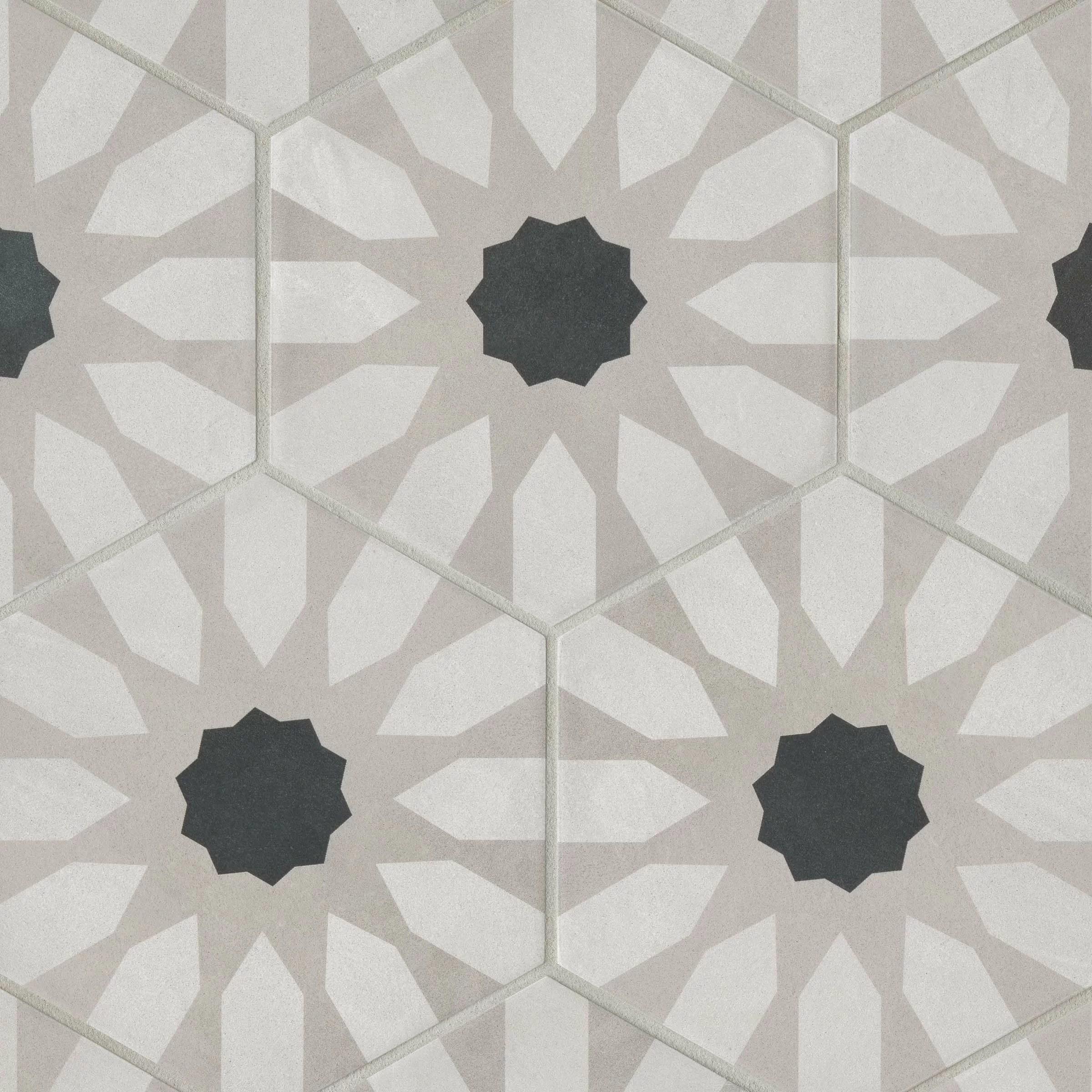 allora 9 x 10 porcelain patterned wall floor tile