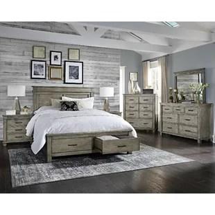 eskew storage platform configurable bedroom set
