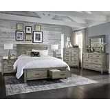 farmhouse rustic king bedroom sets