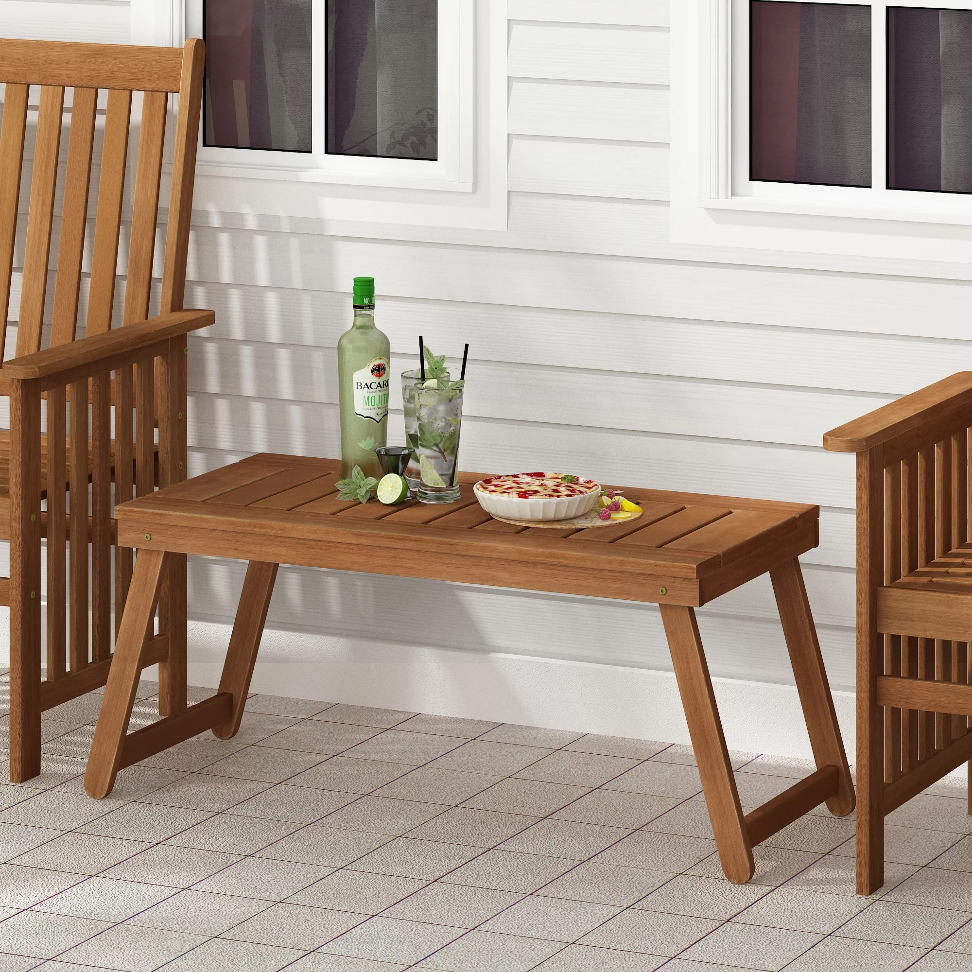 folding patio tables free shipping