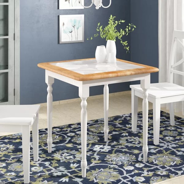 mexican tile dining table