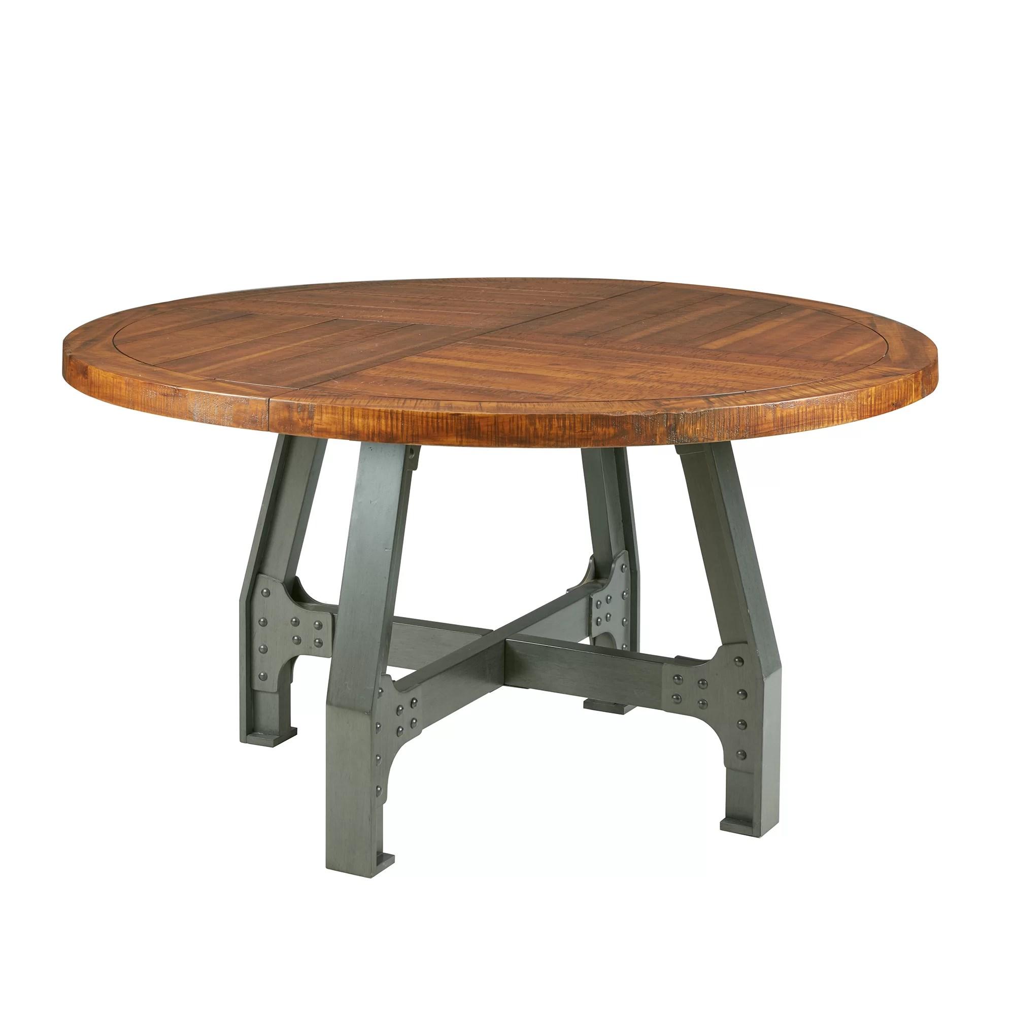 Trent Austin Design Caseareo Round 30 Dining Table Reviews Wayfair