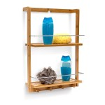 Natur Pur Reginald Bamboo Wall Mounted Shower Caddy Reviews Wayfair Co Uk
