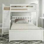 Kids Bunk Beds With Desks You Ll Love In 2020 Wayfair