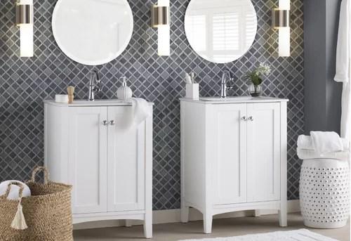 30 mid century modern bathroom design