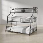 Harriet Bee Prather Twin Over Full Over Queen Bed Reviews