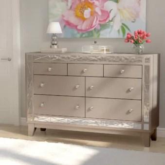 Willa Arlo Interiors Alessia 7 Drawer Dresser
