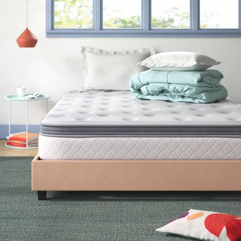 wayfair sleep 11 firm pillow top mattress