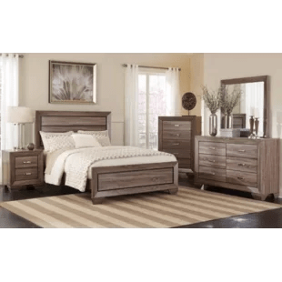 Bedroom Sets You ll Love Larabee Panel Configurable Bedroom Set