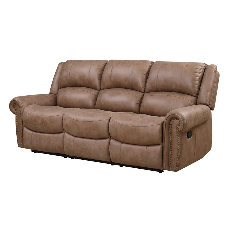 shortt reclining sofa