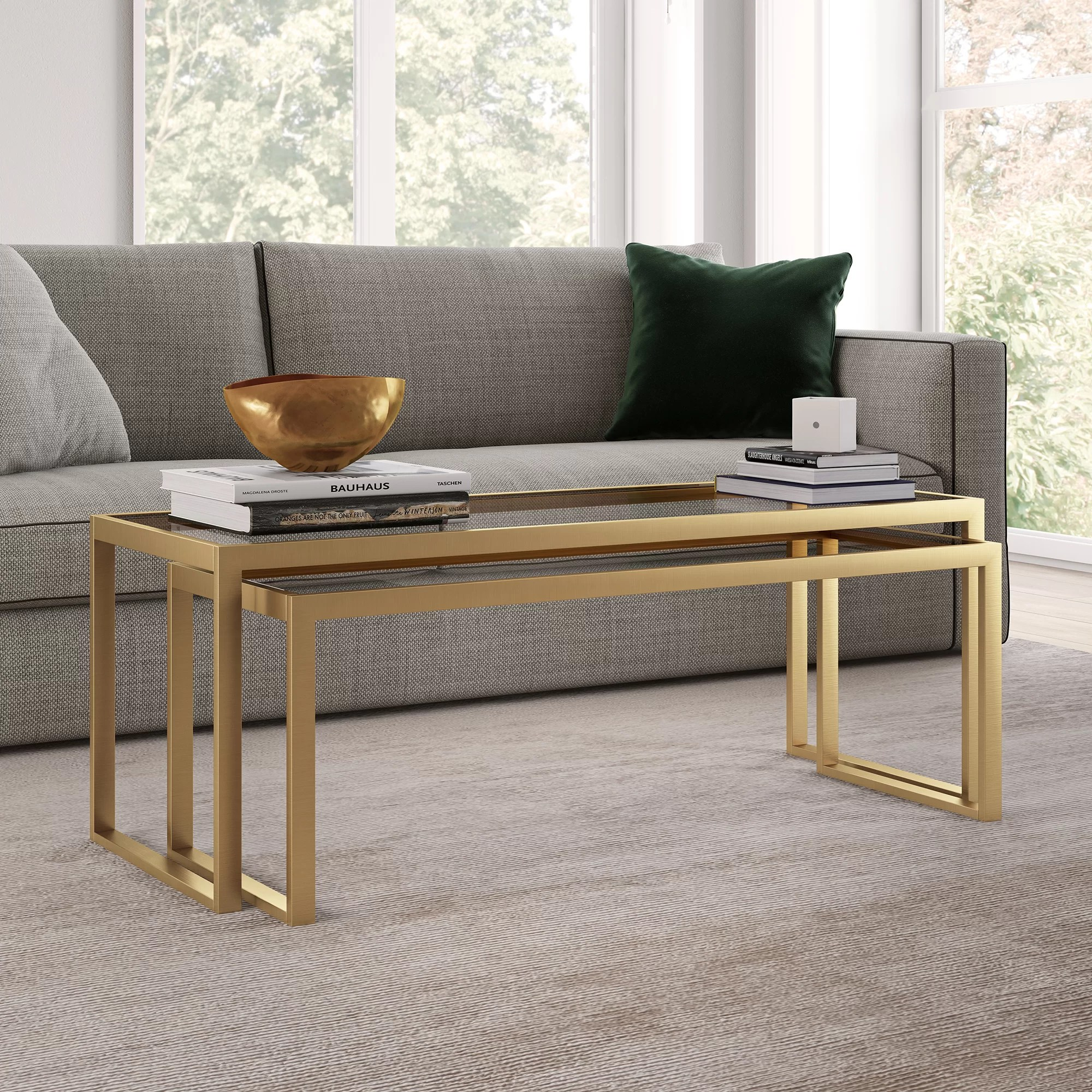 glass coffee tables you ll love in 2021