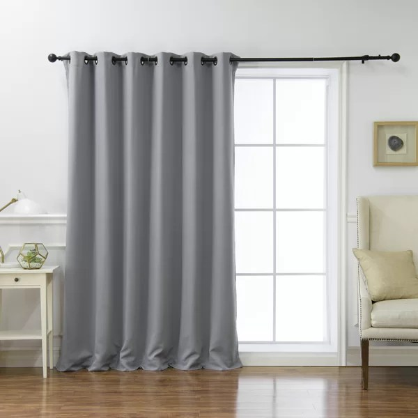 extra tall curtains
