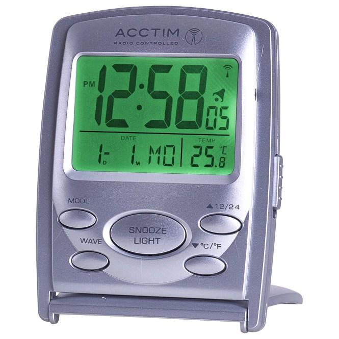 Acctim Vista Radio Controlled Alarm