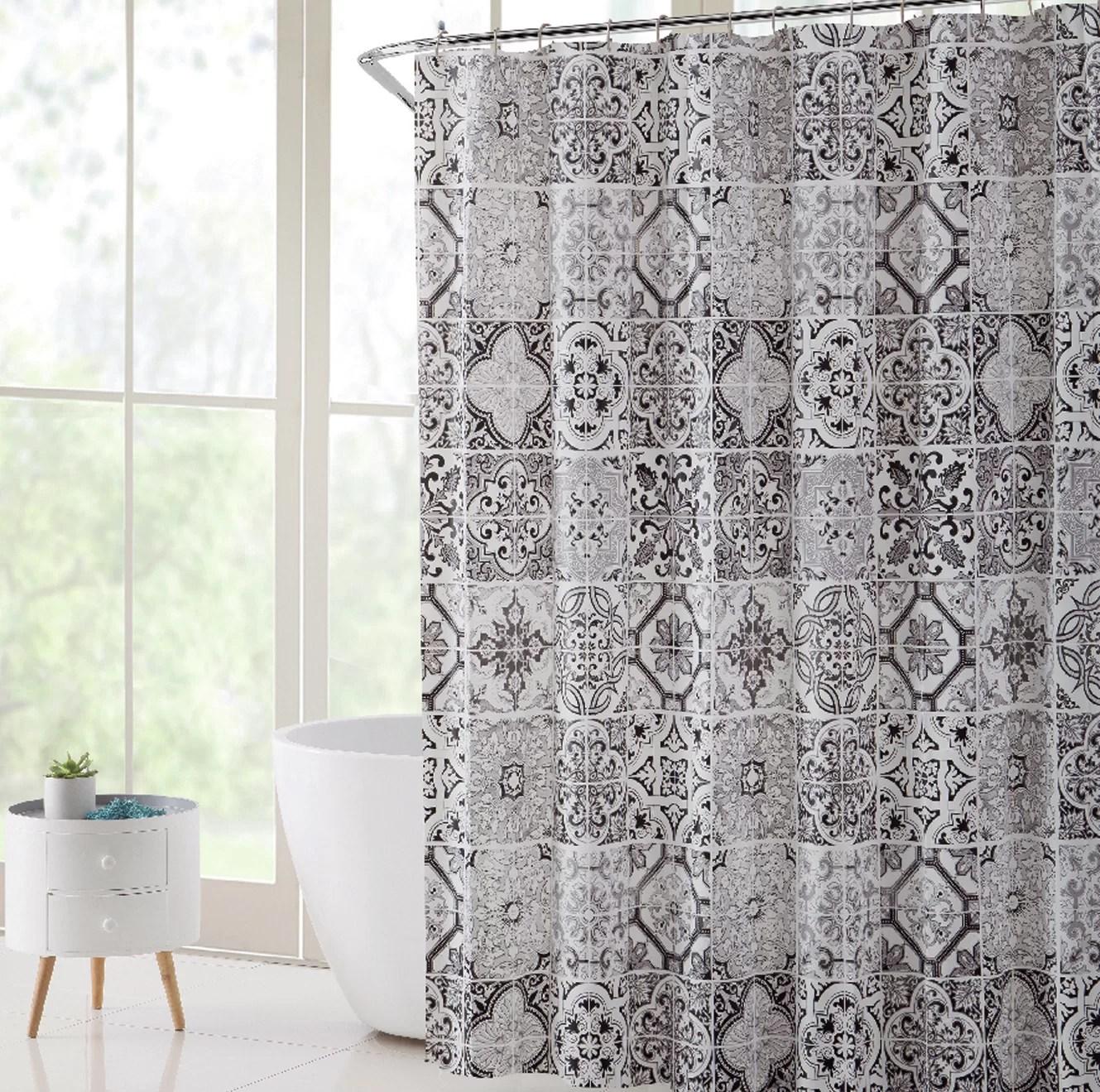 sellner vinyl shower curtain liner