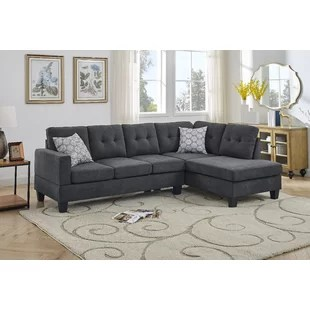 adryel 98 wide right hand facing sofa chaise