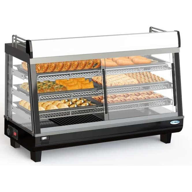 Commercial Countertop Food Warmer