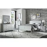 silver bedroom sets you ll love in 2021