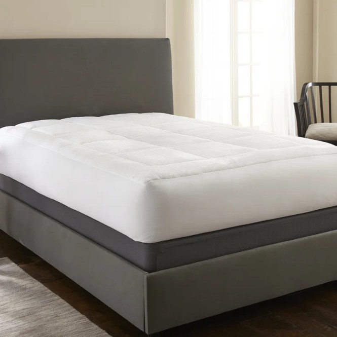 Stephie Pillow Top Luxury Mattress Pad