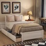 Red Barrel Studio Charge Twin Storage Platform Bed Reviews Wayfair