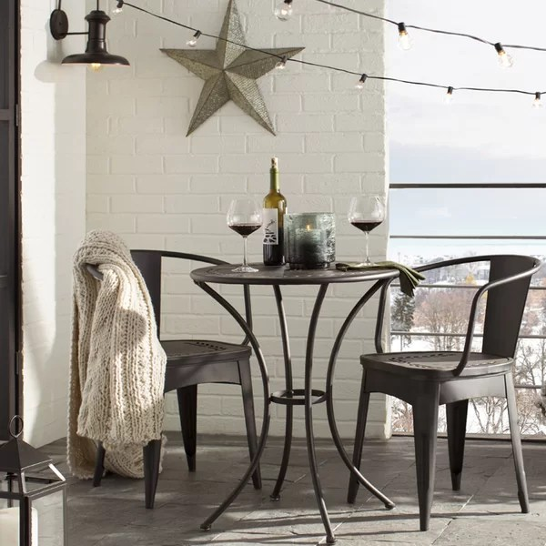 small space outdoor furniture joss main