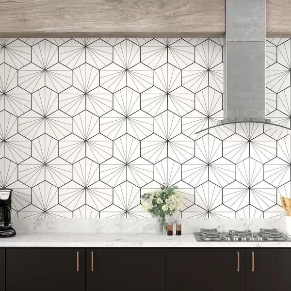 mid century tile