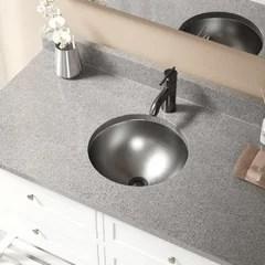 round undermount bathroom sinks you ll