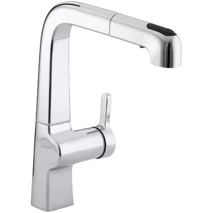 modern high flow rate kitchen faucets