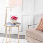 Somerset 57 Tray Table Floor Lamp Reviews Joss Main
