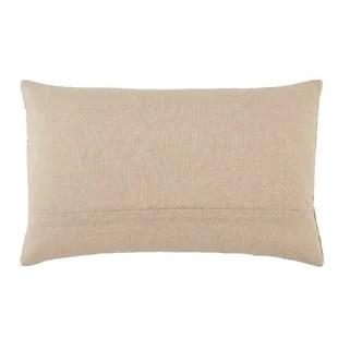 alorie velvet lumbar pillow cover insert