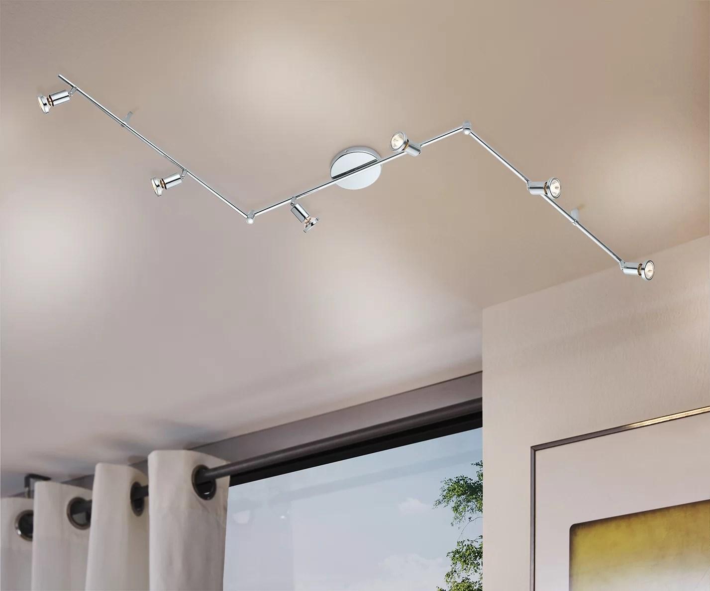 wall mounted track lighting kits you ll