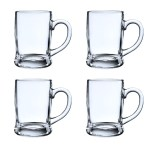 Winston Porter Charents 13 Oz Glass Beer Mug Wayfair