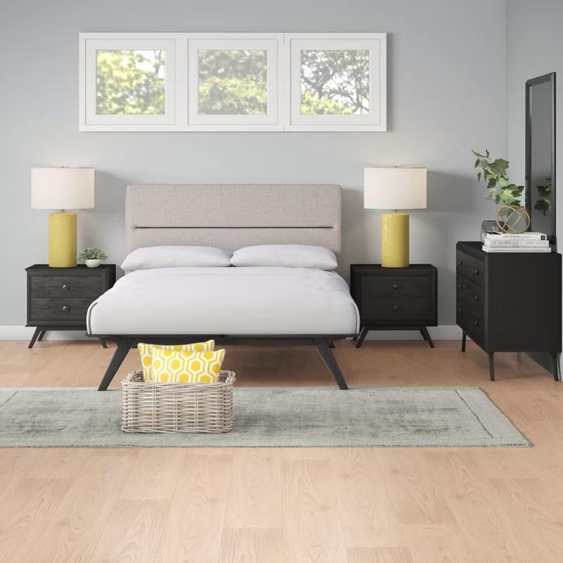 nashua queen platform 5 piece bedroom set