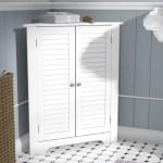 Corner Bathroom Cabinets Shelving You Ll Love In 2020
