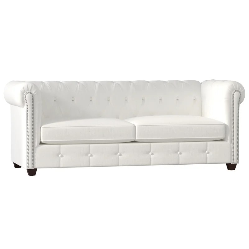 Birch Lane       Hawthorn Chesterfield Sofa   Reviews   Birch Lane Hawthorn Chesterfield Sofa