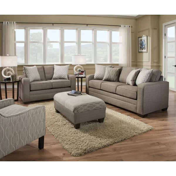 Latitude Run Simmons Upholstery Cornelia Sleeper Sofa Reviews