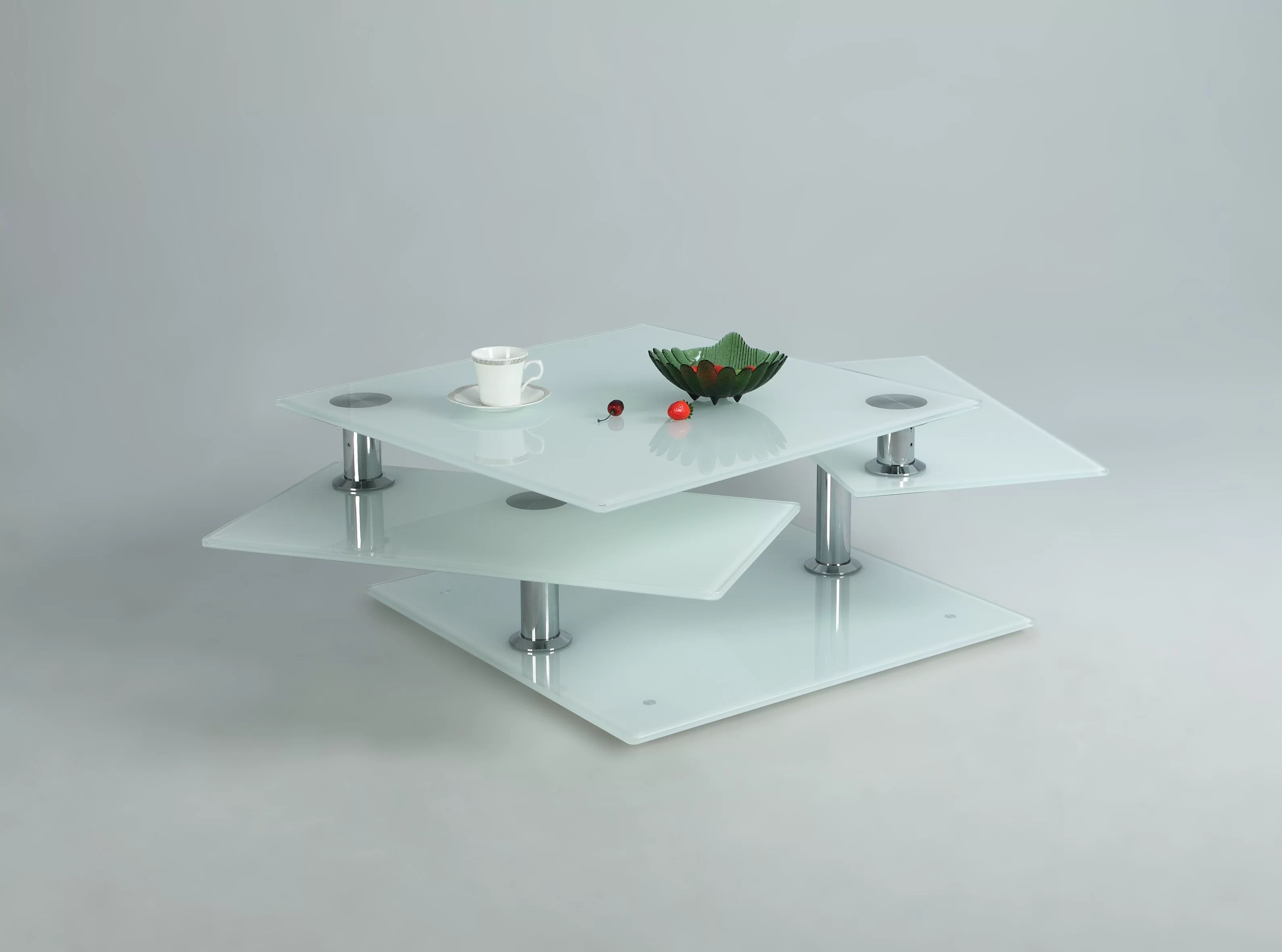 endeavor solid coffee table with storage