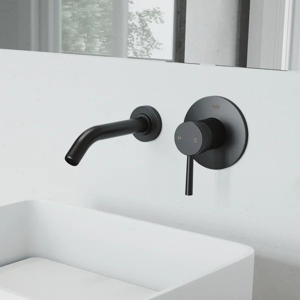 wall mount faucet vintage