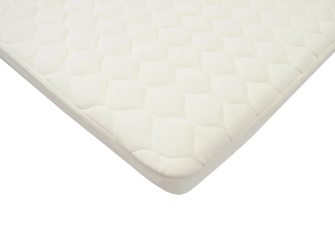 Quilted Pack 4 Polyester Mattress Topper