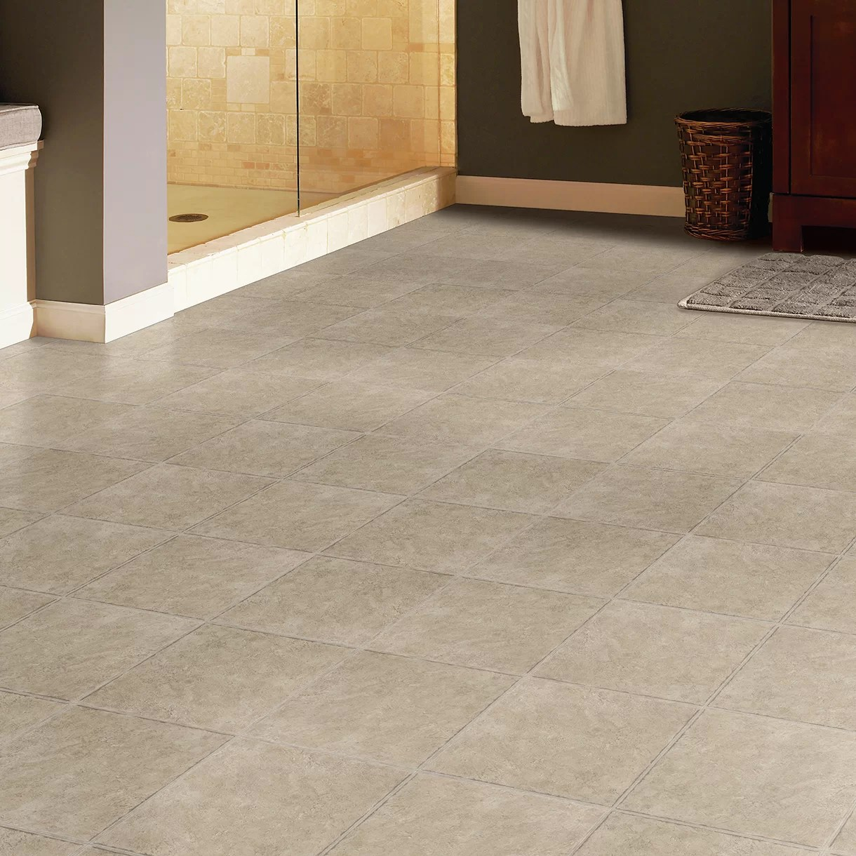 caliber grouted 12 x 12 x 0 1 mm vinyl tile