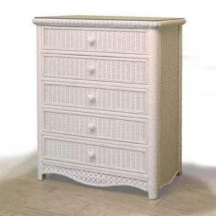 Nahua 5 Drawer Dresser
