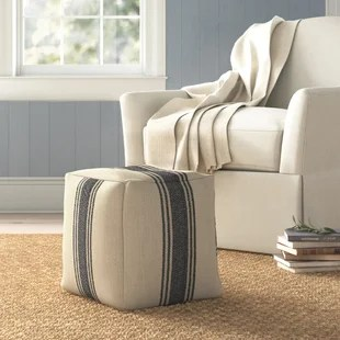 yukon canvas pouf