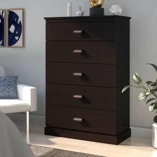 Gloria 5 Drawer Dresser