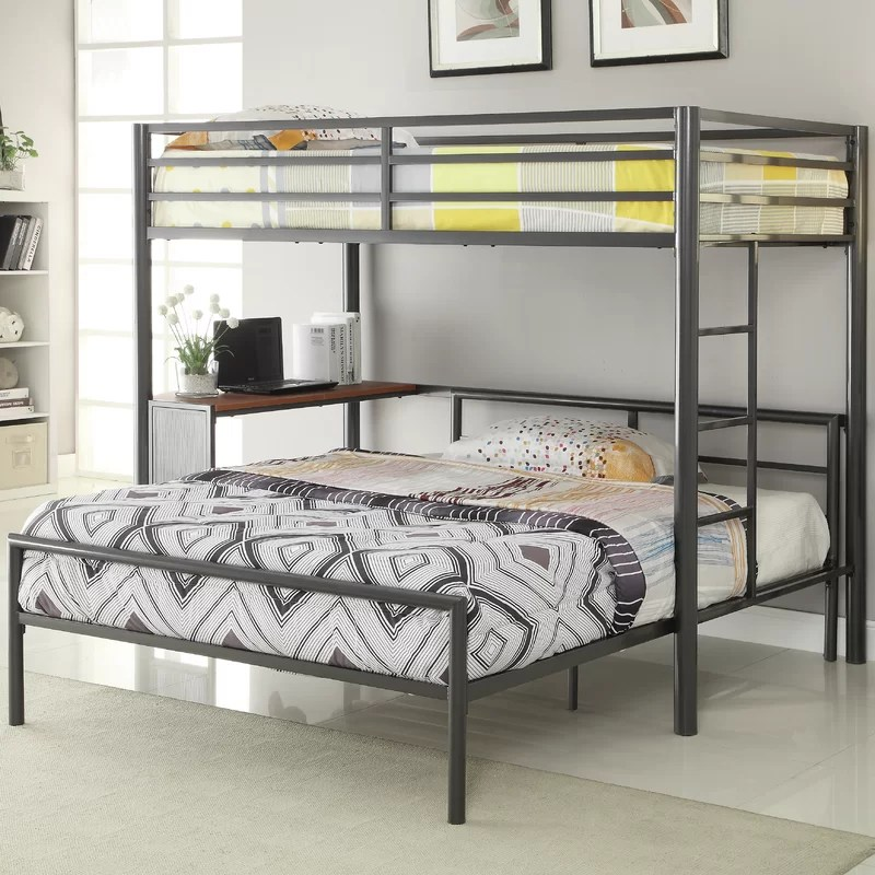 Adult Twin Loft Bed With Desk