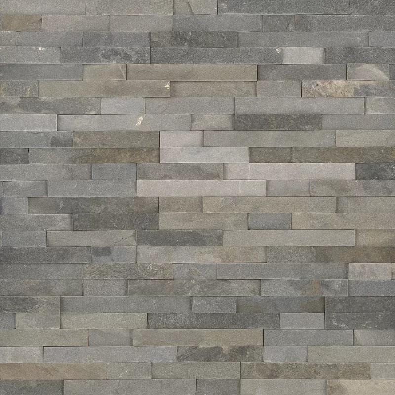 sedona 6 x 24 natural stacked stone tile