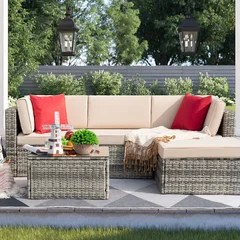 cheap patio furniture wayfair