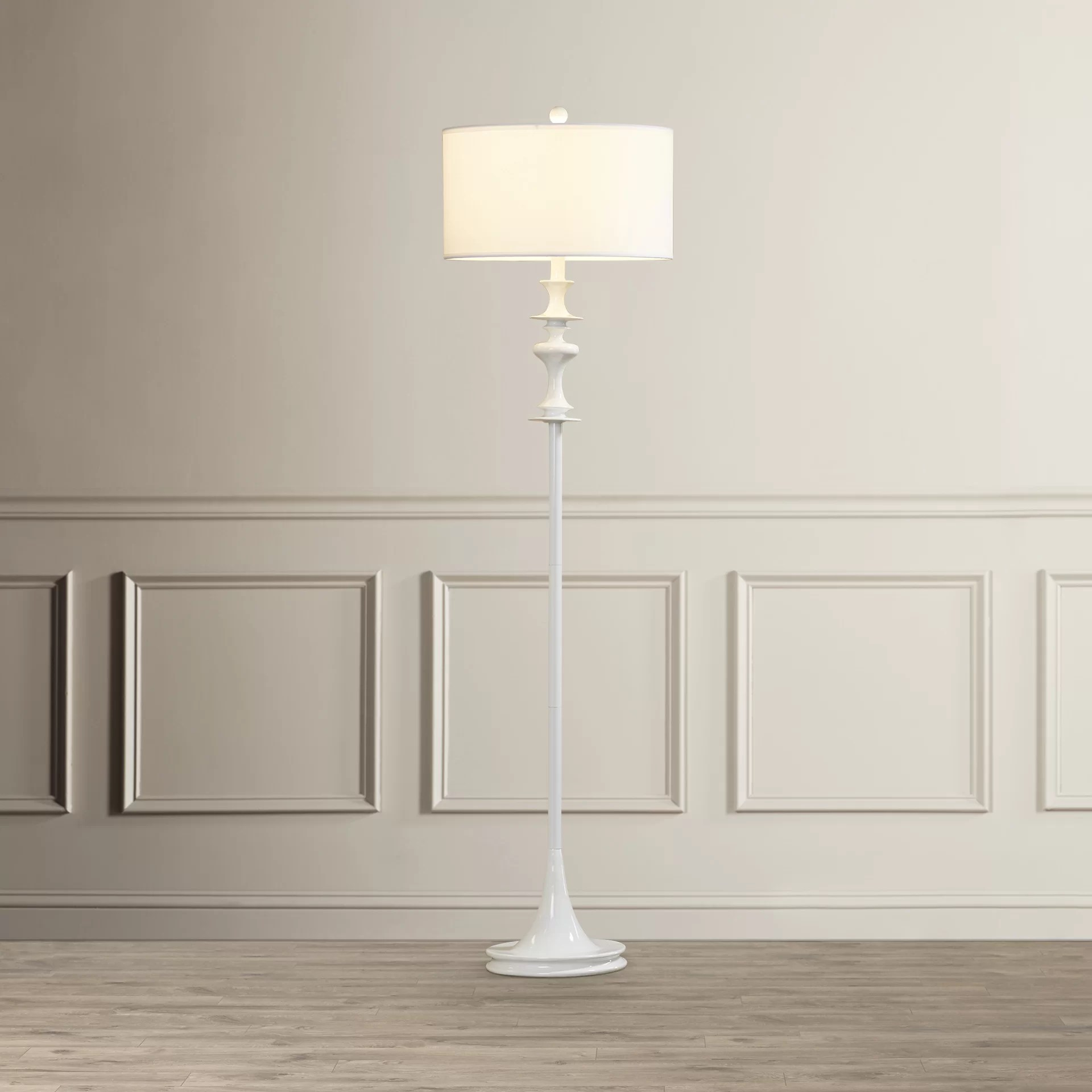 Guida 60 Floor Lamp Reviews Birch Lane