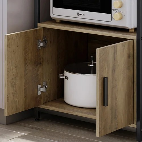 industrial 4 tier microwave oven stand