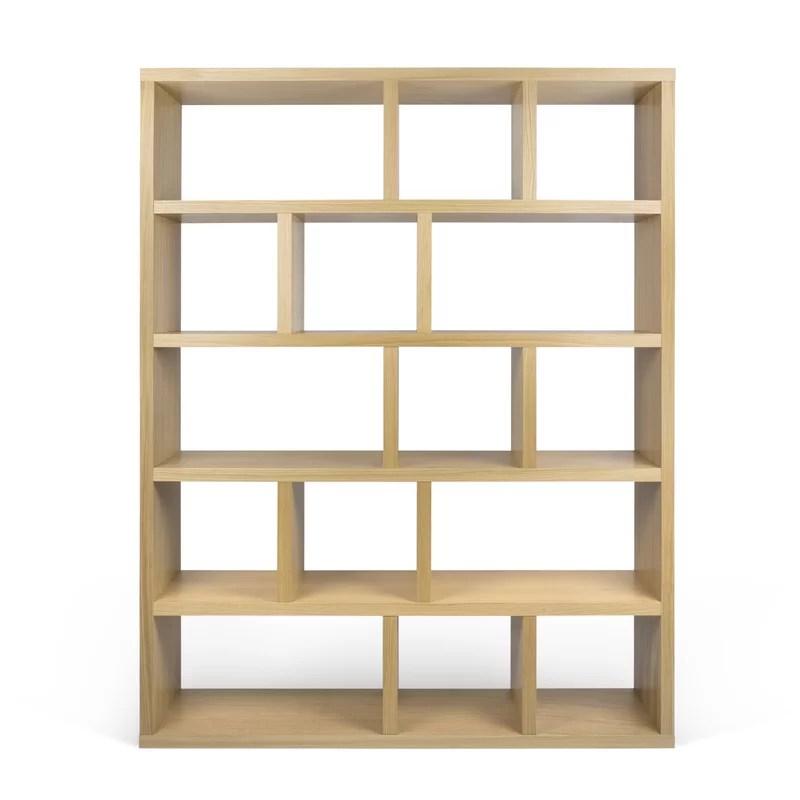 Varga 5 Level Geometric Bookcase
